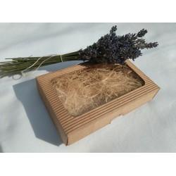 Dárková krabička - na dvě mýdla