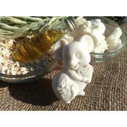 Myška s bambuckým máslem