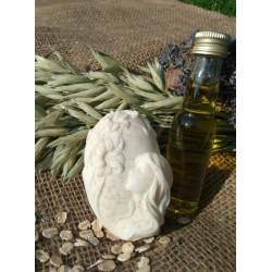 Dívka s lilií a bambuckým máslem,antialerg.parfém